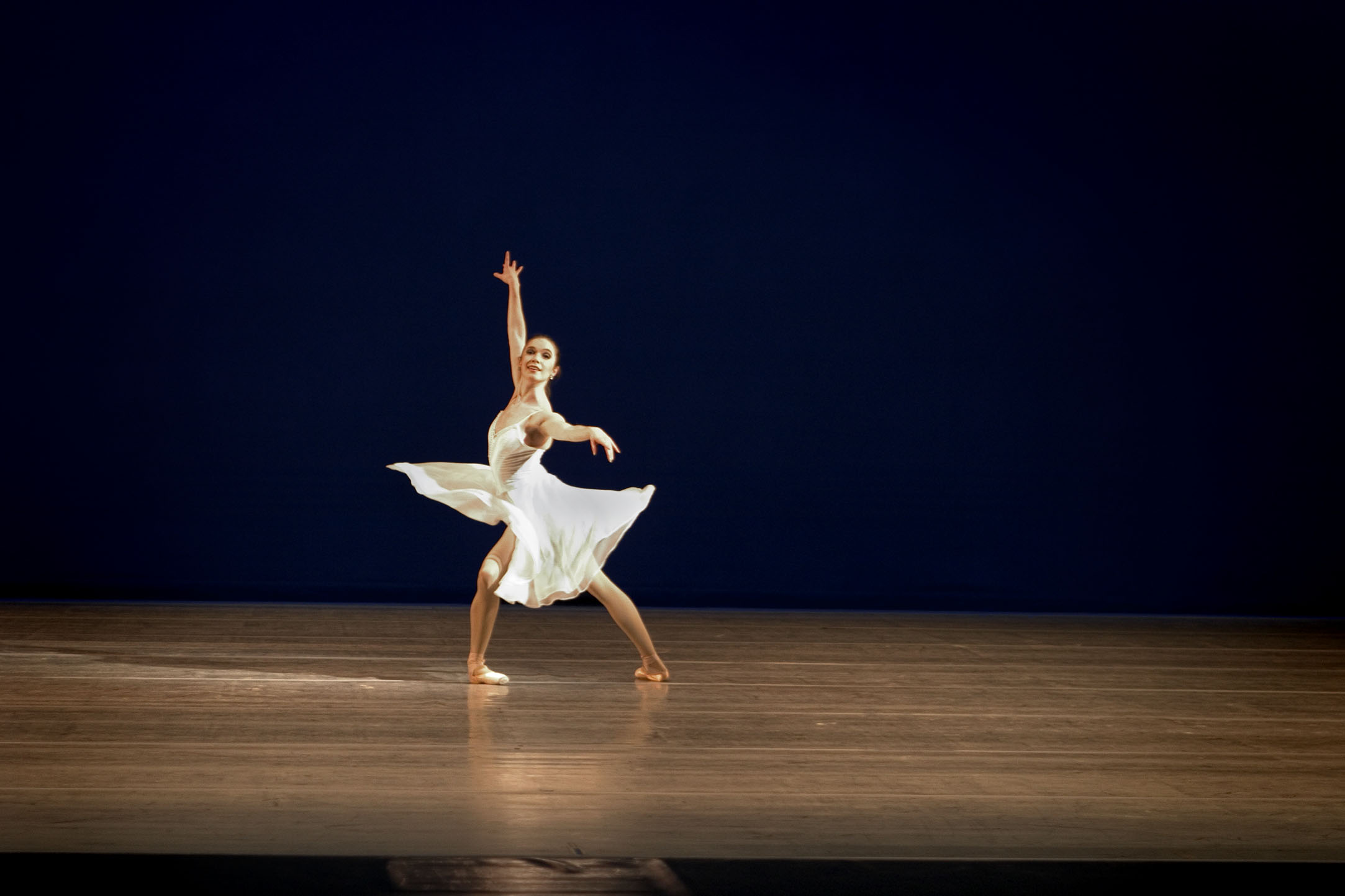 Allegro Brilliante, Georges Balanchine, photo Alexander Kenney
