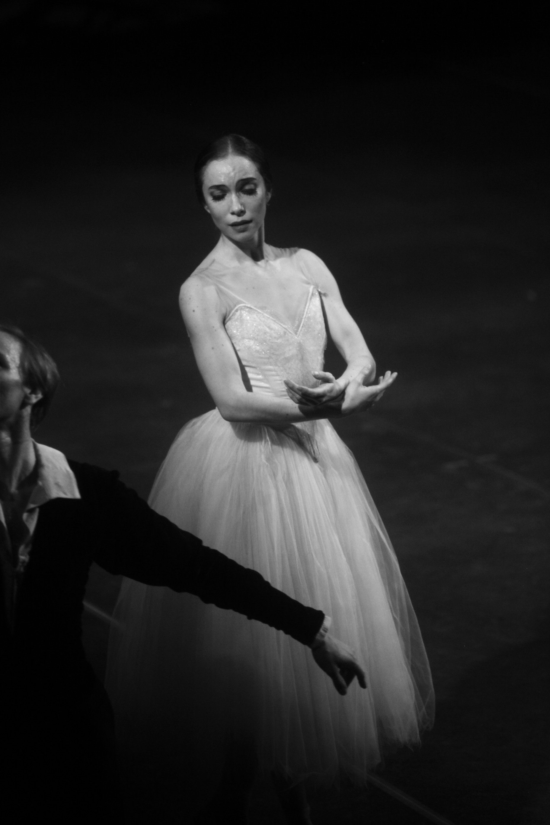 Giselle in Giselle, photo Tobias Regell