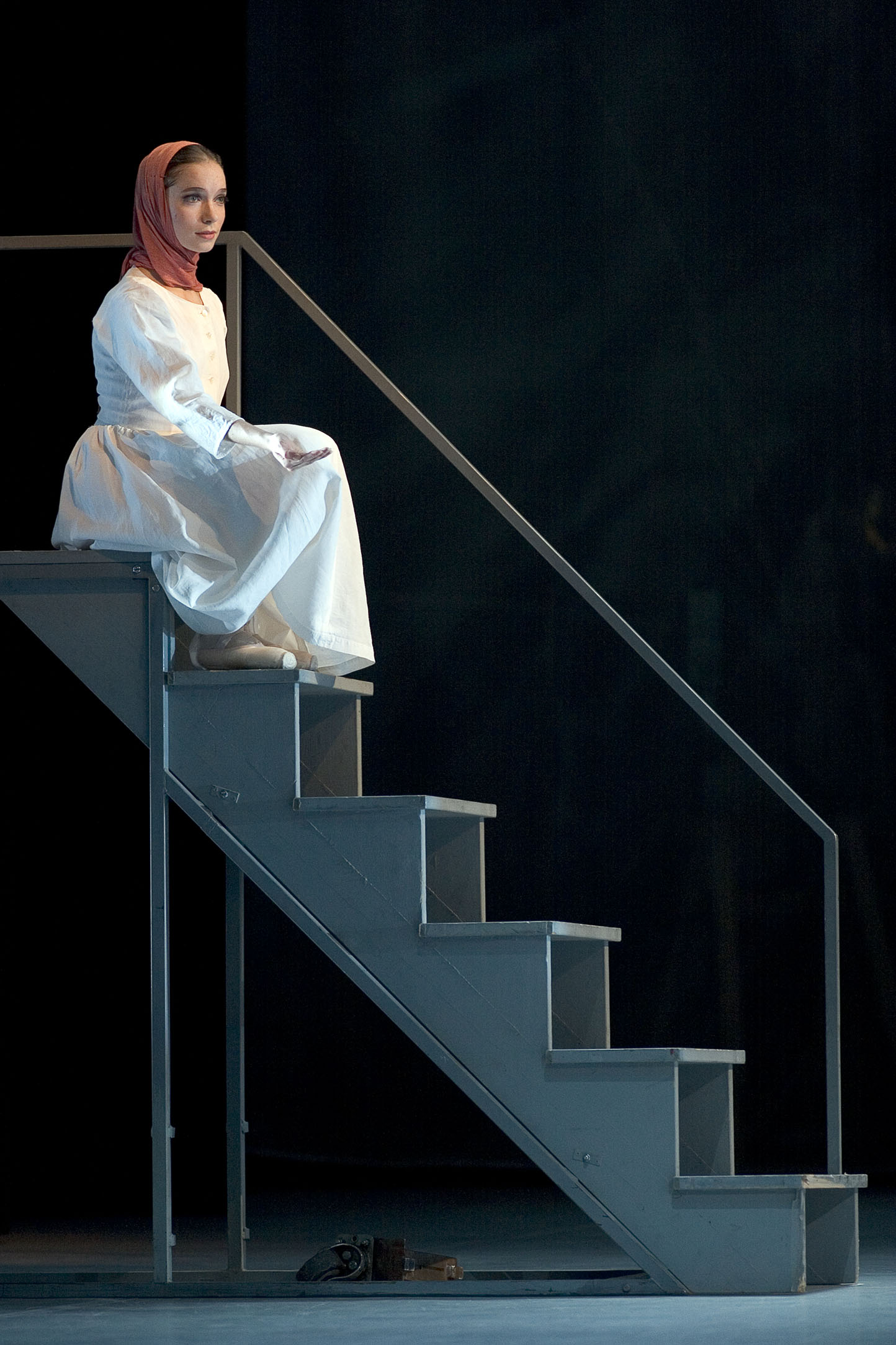 Solveig in Per Gynt photo Alexander Kenney